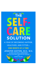 The Self-Care Solution quote card