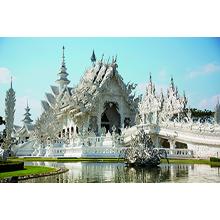 Thailand, Castle, Architecture