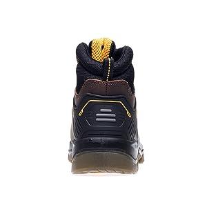 Newark brown heel
