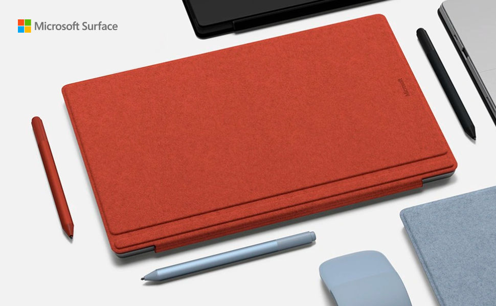 Microsoft Surface Pro Stylus Poppy Red Elektronik