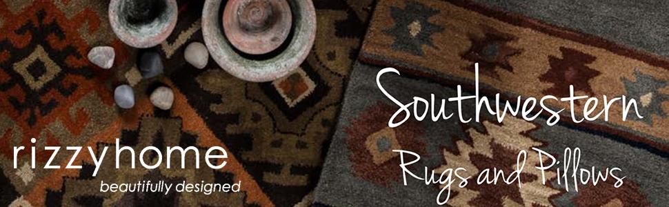 Rizzy Southwest Rugs
