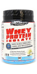 Extreme Edge Whey Protein Isolate
