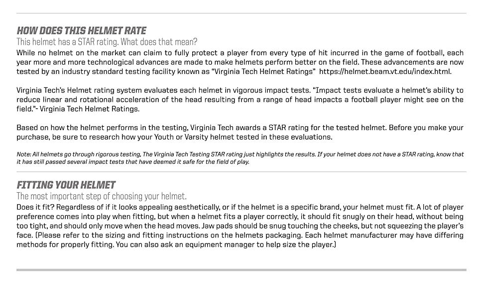helmet guide 4