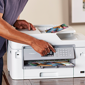 Amazon Com Brother Mfc J6535dw All In One Color Inkjet