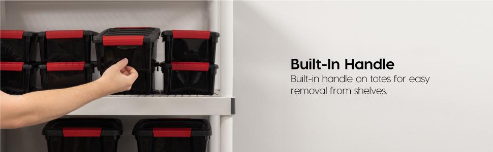 plastic storage bins with lids, clear storage bins with lids, plastic bins for storage, storage tub
