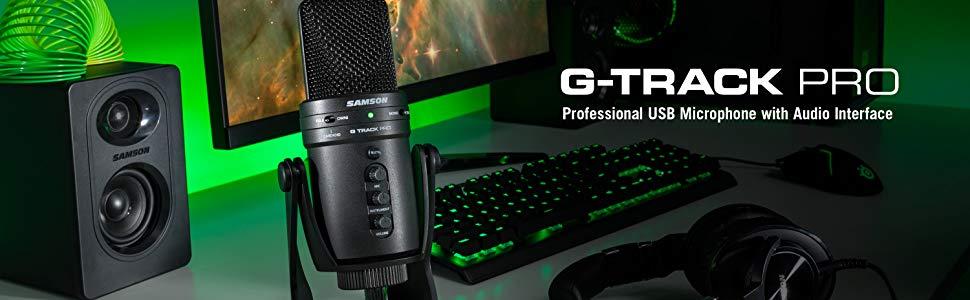 G-Track Pro header
