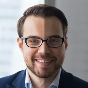 low light image correction
