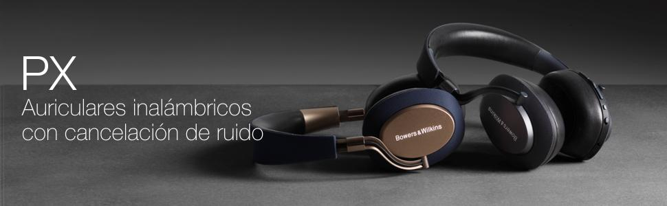 Bowers Amp Wilkins Px Auriculares Inal 225 Mbricos Con