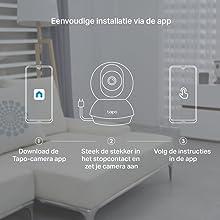 tapo app easy installation