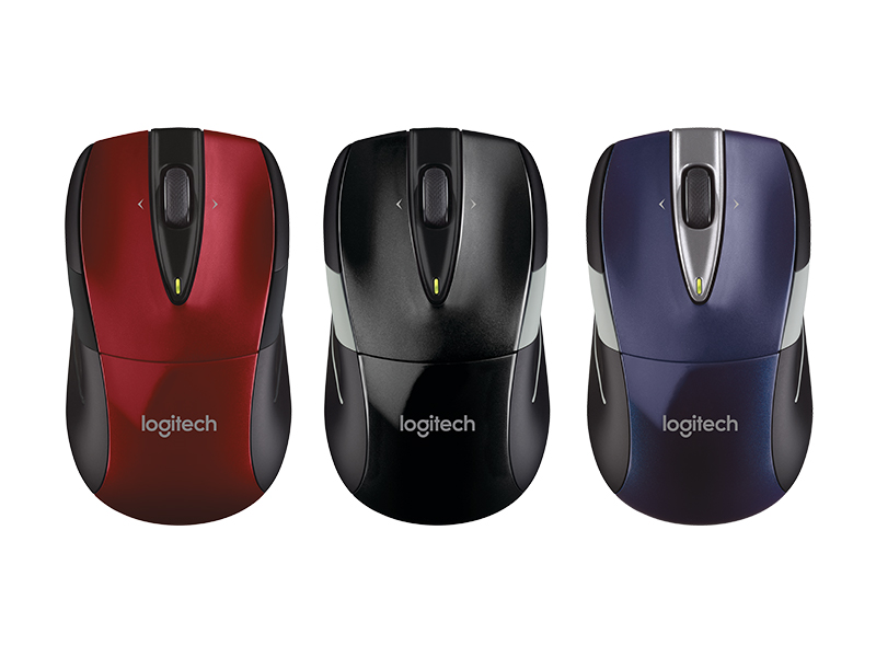 d262e97062b Amazon.com: Logitech M525 Wireless Mouse – Long 3 Year Battery Life ...