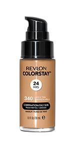 colorstay foundation combo oily