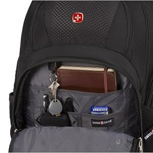 backpack, scansmart