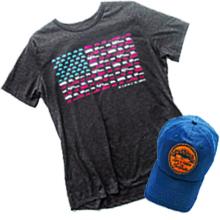 apparel; rv accessories; t-shirts; hats