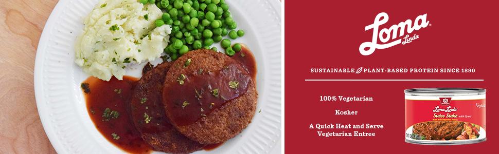 Vegetarian Kosher Plant-Based Foods