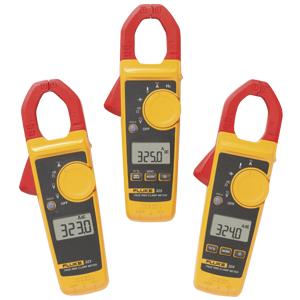 Fluke 324 Pinza Amperimétrica 400A Ac True Rms Con Temperatura ...