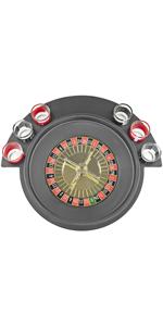 Fairly Odd Novelties Shot Glass Roulette Drinking Game Set