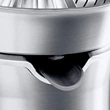 scp800, the citrus press pro, sage, sage appliances, zitronenpresse