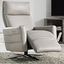 Electric Recliner Natuzzi Editions Leather Recliner