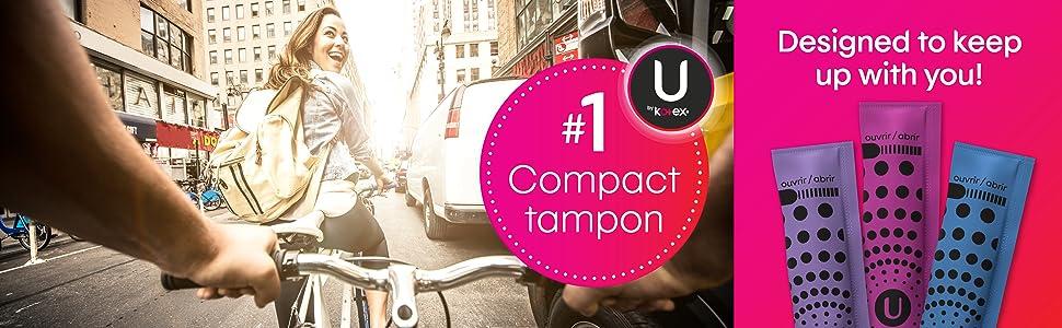Compact Tampon