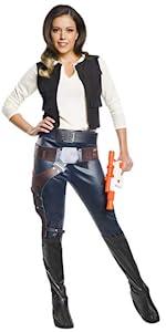Women's Han Solo Costume