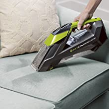 portable carpet cleaner, spot and stain remover, carpet shampooer, cordless vacuum