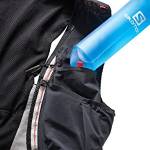 Salomon Soft Flask Botella de Agua Flexible, Unisex Adulto