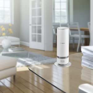 bosch smart home 360 degree indoor camera white works with amazon alexa diy. Black Bedroom Furniture Sets. Home Design Ideas