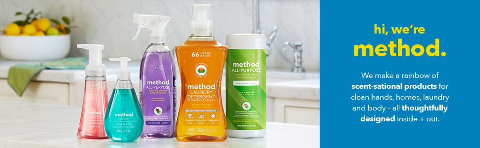 method cleaning products, cleaning products