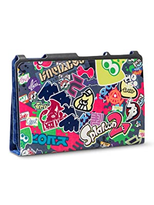 PowerA - Funda protectora con soporte incorporado Splatoon 2 (Nintendo Switch): Amazon.es: Videojuegos
