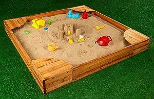 kidkraft backyard sandbox toys games