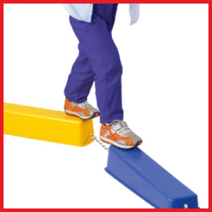 balance beam,toddlers,gross motor,indoor,outdoor,occupational therapy,stepping stones toy for kids