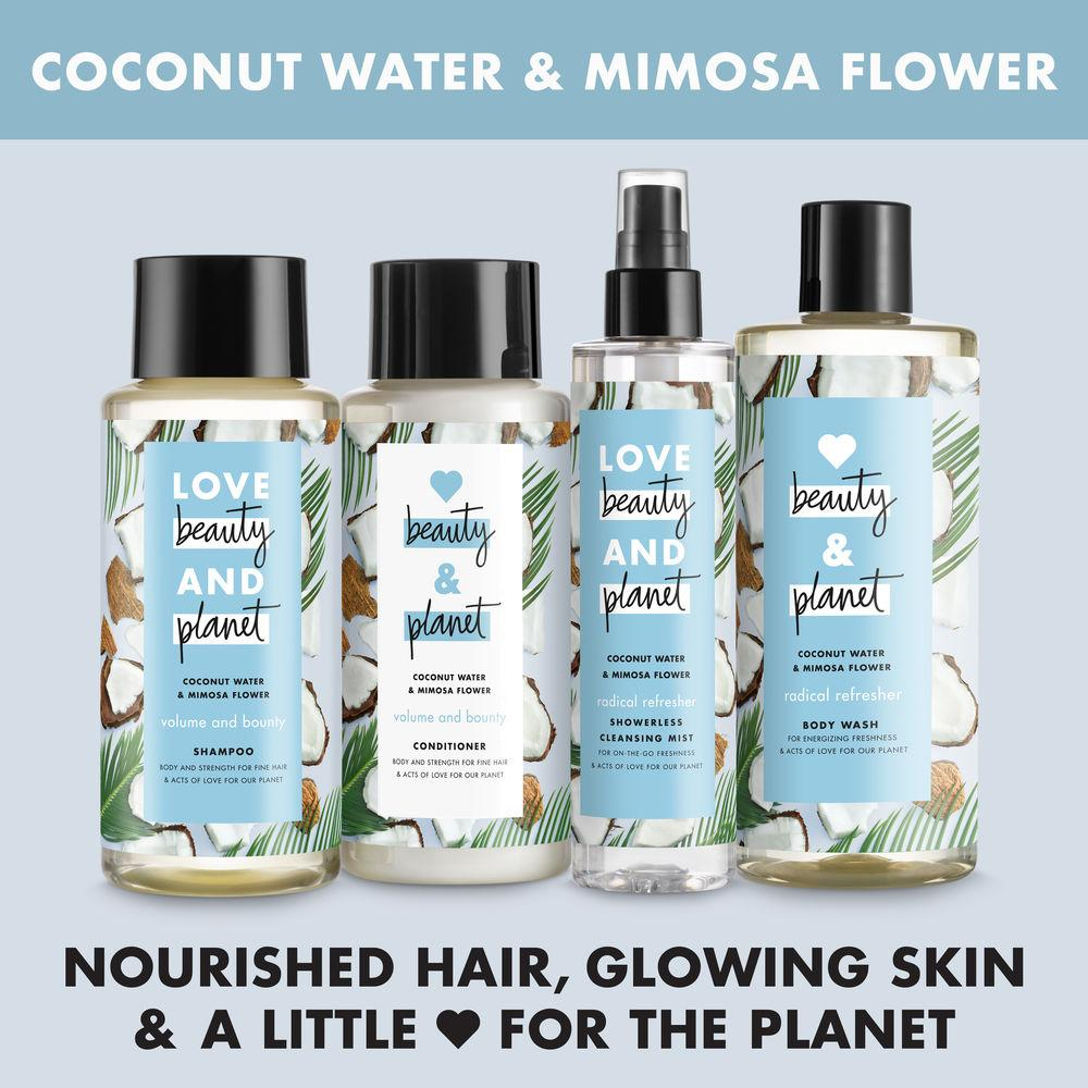 Amazon.com: Love Beauty And Planet Volumizing Shampoo and ...