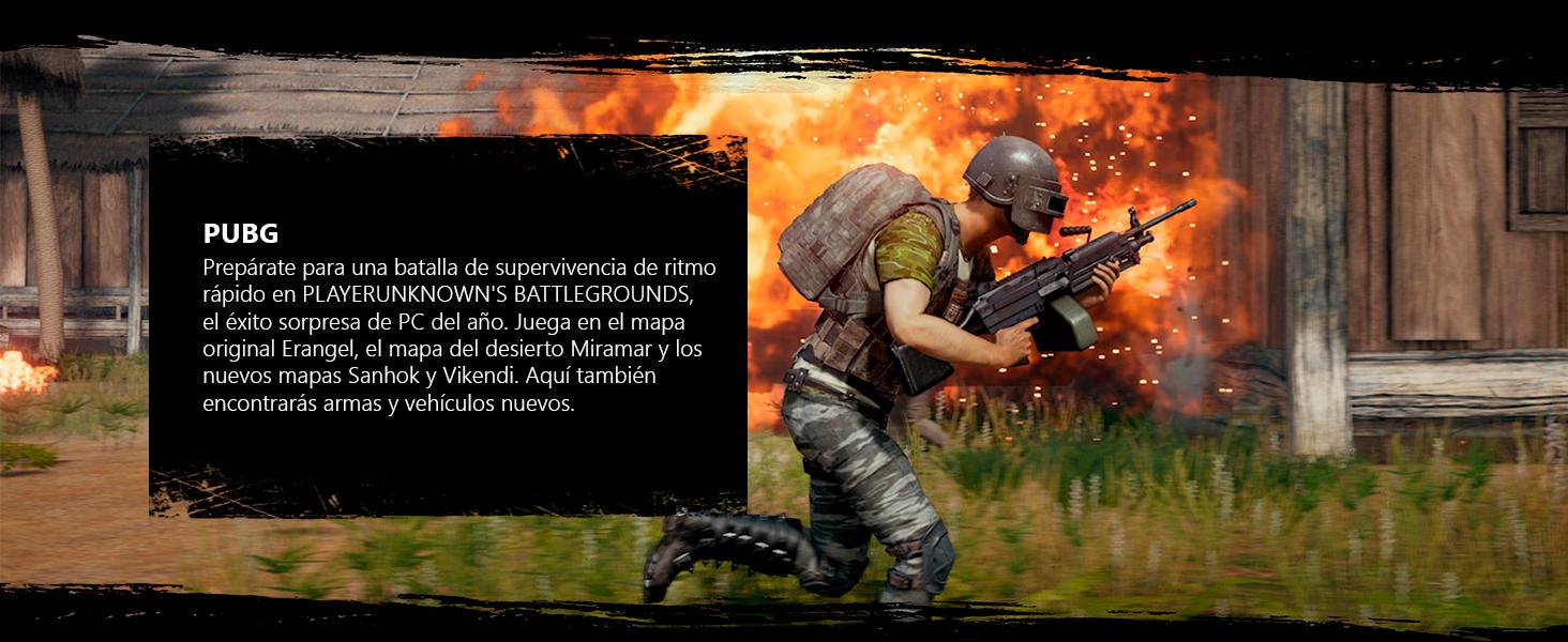 PUBG - Playerunknowns Battlegrounds (Código Digital): Microsoft ...