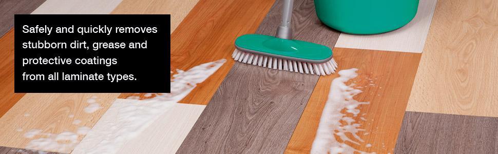 Hg Laminate Powerful Cleaner Amazon Co Uk Diy Tools