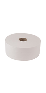 ... Tork Advanced 12021502 Jumbo Bath Tissue Roll, 2-Ply, 10
