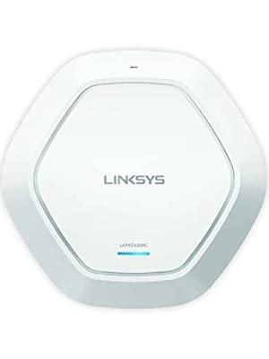 Linksys Lapac2600c Eu Access Point Wireless Dual Band Computer Zubehör