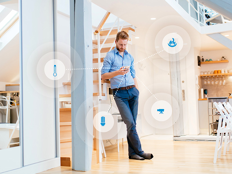 Smart Home von TechniSat