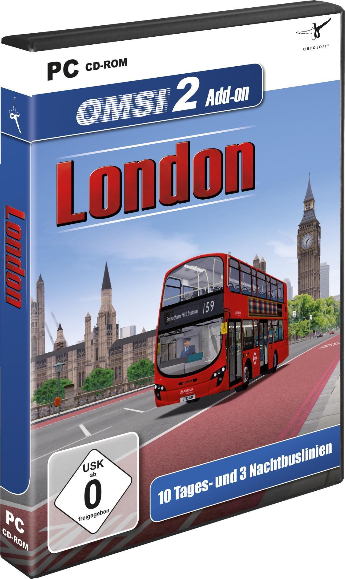 OMSI 2 - London (Add-On): Amazon.de: Bücher
