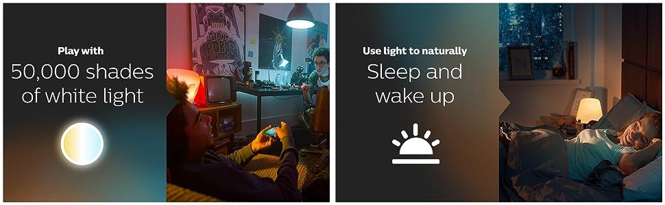 shades white light sleep and wake up naturally natural