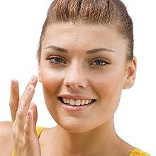 EltaMD brett spektrum solskyddsmedel med UVA- och UVB-skydd