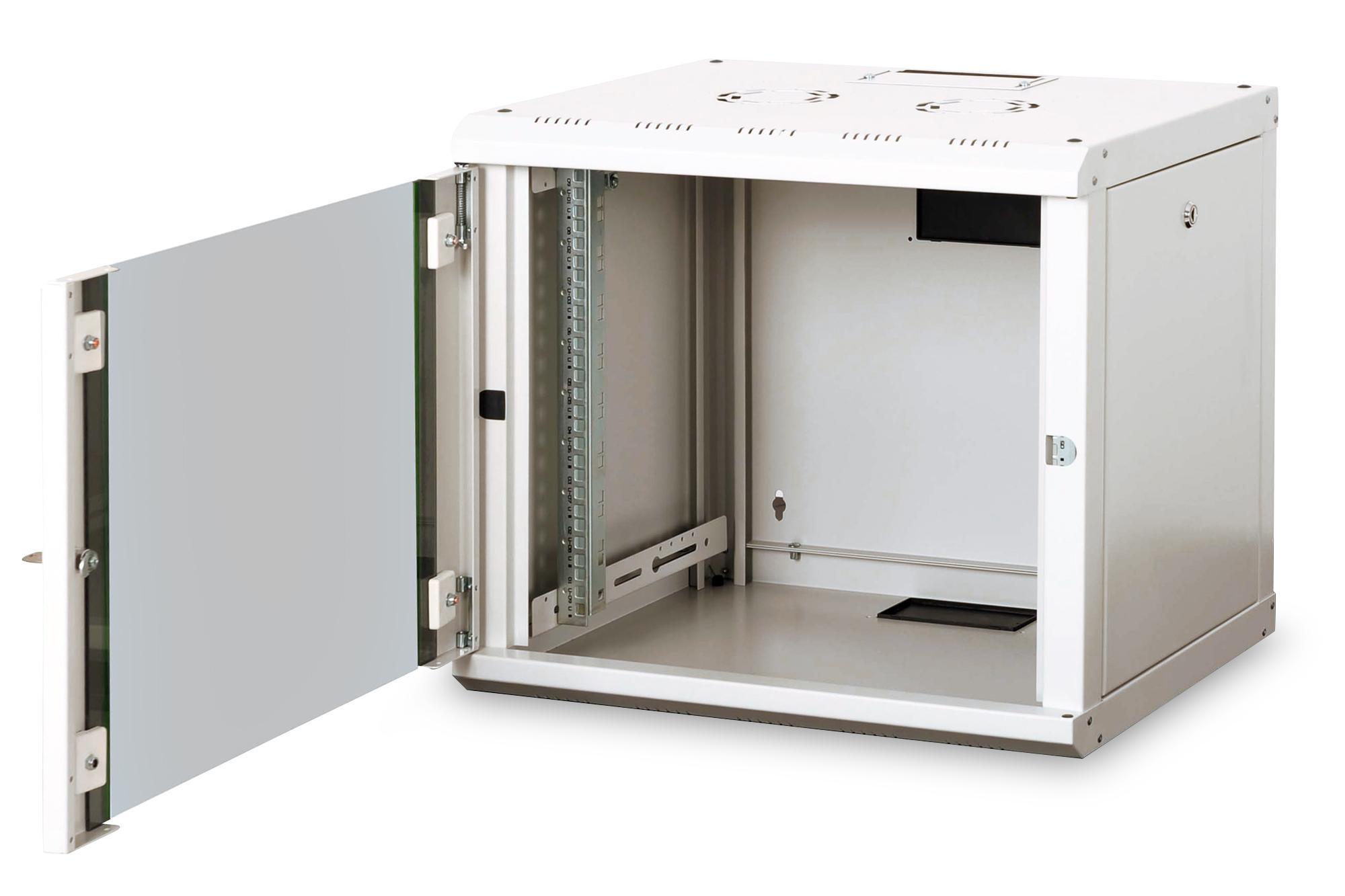 Digitus Wandschrank Modell : Digitus professional 9he netzwerk wandgehäuse: amazon.de: computer