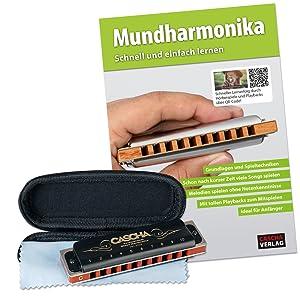 Guide d'apprentissage pour harmonica