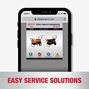 Easy service solutions