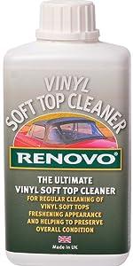 Renovo Vinyl Convertible Reiniger