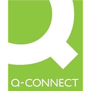 Q-Connect - Timbre de recepción: Amazon.es: Oficina y papelería