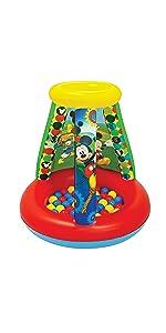 Amazon.com: Disney Mickey tener un balón: Toys & Games