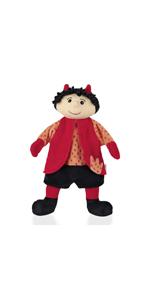 Sterntaler Marioneta niños de Manos Zorro (3622055): Amazon.es ...