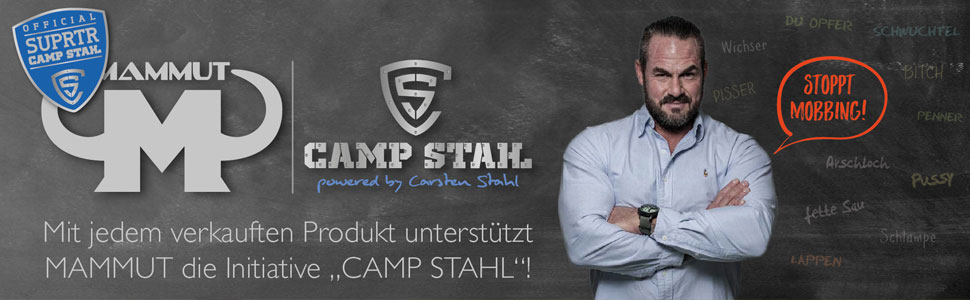Official Supporter Camp Stahl