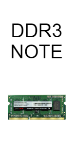 DDR3 NOTE