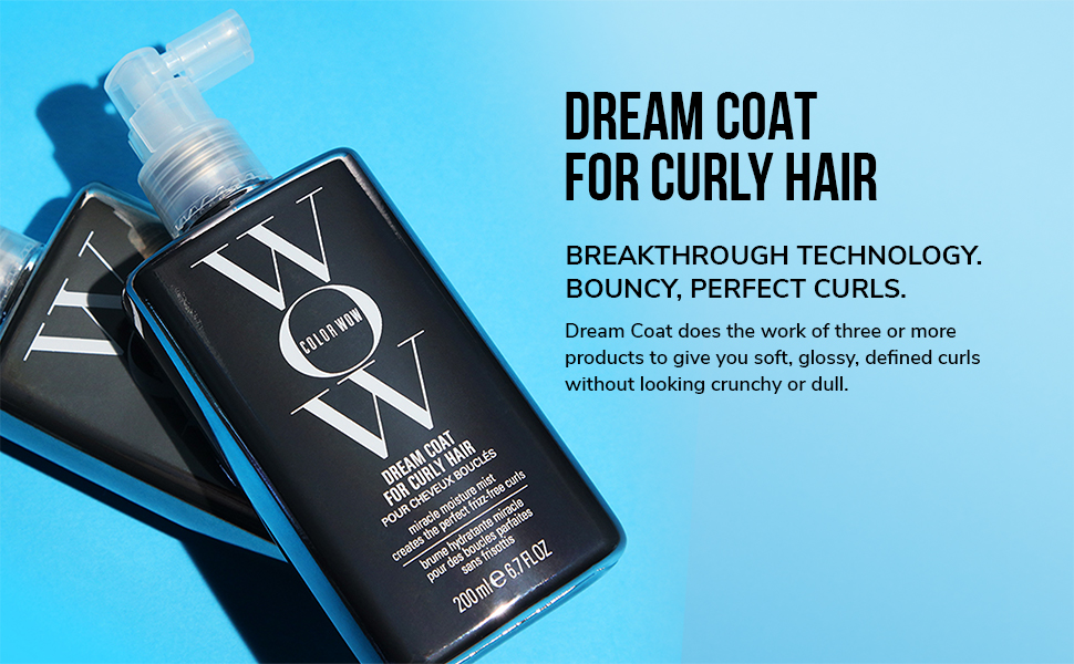 Dream Coat Supernatural Spray for Curly Hair